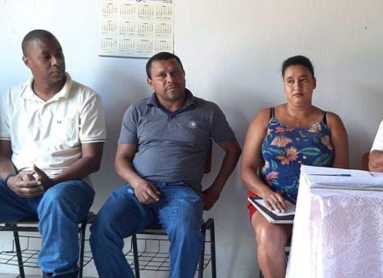 Vereador Luiz Carlos Escuta se reúne com Pequenos Produtores do Japu