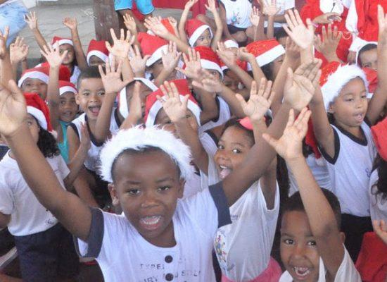Dezembro da Escola São João Bosco será especial e recheado de atividades pedagógicas. Confira a Programação