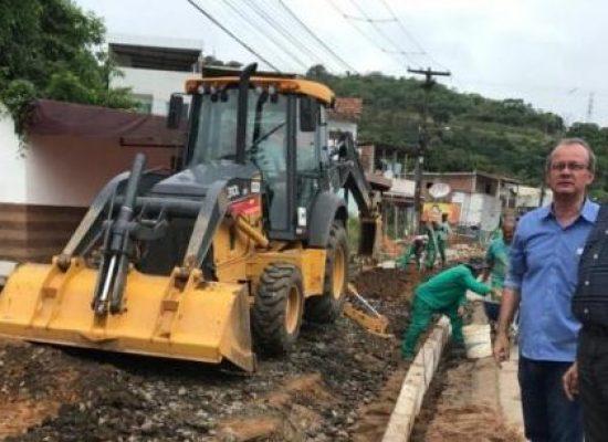 Governo da Bahia inicia obras da Vila Gastronômica do Banco da Vitória, em Ilhéus