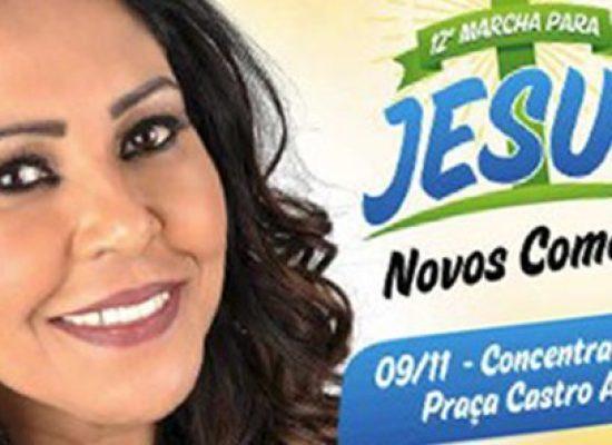 Marcha Para Jesus 2019 será realizada neste sábado (9) em Ilhéus