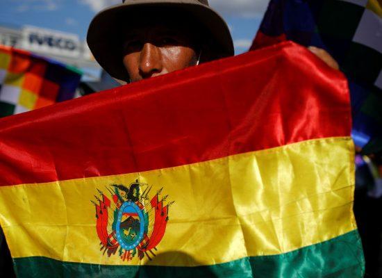 Ministro boliviano acusa Evo Morales de terrorismo