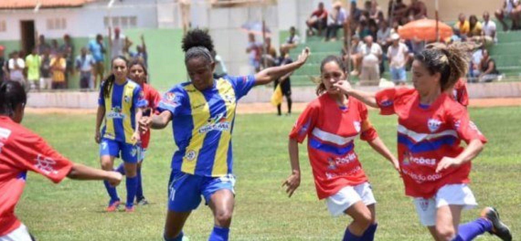 Oito equipes avançam para as quartas de final do Baianão Feminino