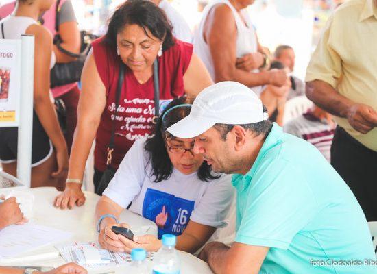 Sesau promove ações gratuitas em combate ao diabetes