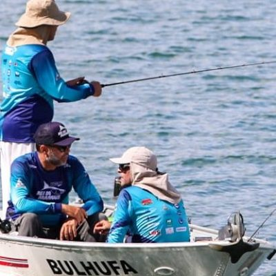 Torneio e circuito movimentam o feriado com pesca esportiva em Ilhéus