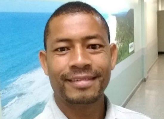 Acidente com o ex-presidente da Associação de Moradores do Basílio, Edinei Portugal