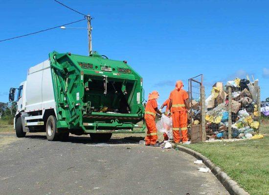 Prefeitura esclarece sobre interrupção momentânea da coleta de lixo na cidade