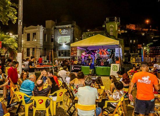 """Projeto """"Música na Praça"""" agita noites durante o verão em Ilhéus"""
