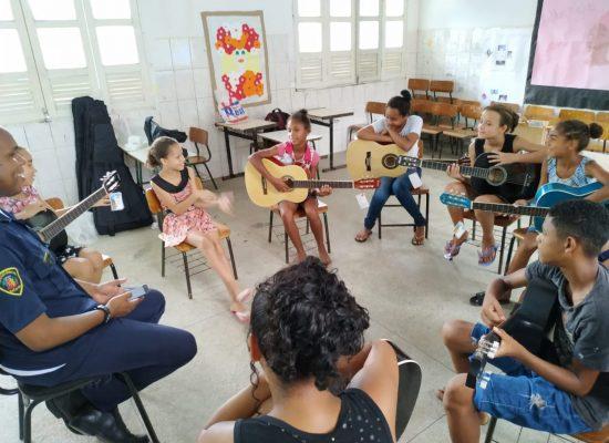 Rede de ensino em Ilhéus é contemplada com o Projeto Escola Segura