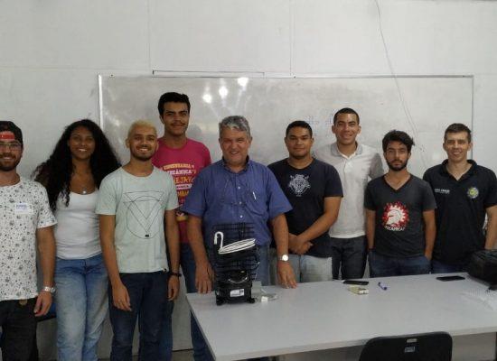 Universidade na Bahia recebe doação de compressor Embraco