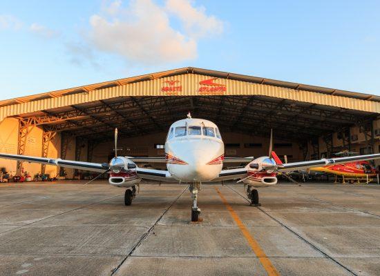 Bahia amplia conectividade aérea com oferta de voos em aeronaves de pequeno porte