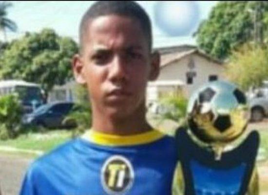 Bruno Santana, 14 anos, tem tudo pra estourar na I Copa Ilhéus de Futebol de Base