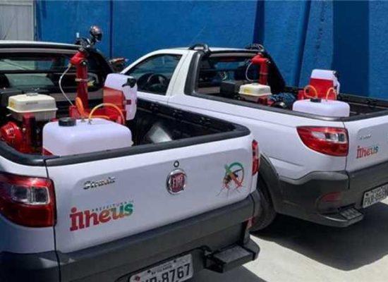 Prefeitura de Ilhéus divulga programação do carro fumacê desta semana