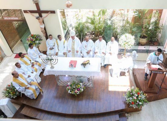 Comunidades e diocese de Ilhéus recebem a nova Paróquia de São Paulo Apóstolo