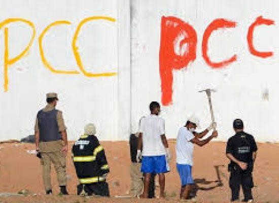Integrantes do PCC fogem de prisão no Paraguai