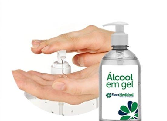 Lei Estadual obriga estabelecimentos comerciais a disponibilizarem álcool gel