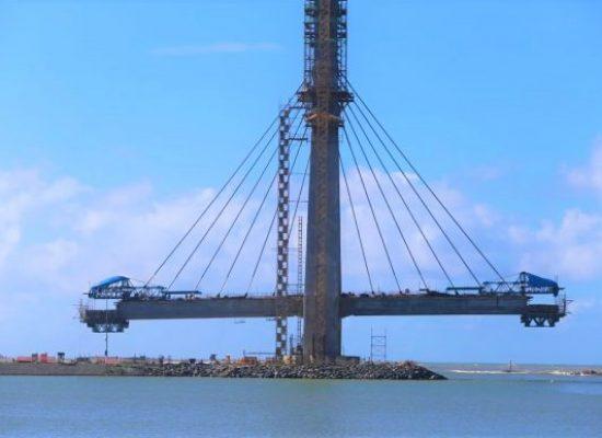 Ponte estaiada Ilhéus