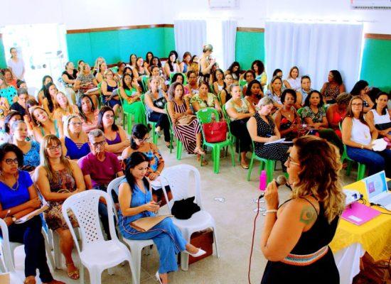 Seduc de Ilhéus realiza Pré-Jornada Pedagógica com gestores escolares