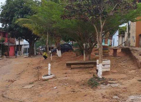 Vereador César Porto tem requerimento atendido e praça será revitalizada no Basílio