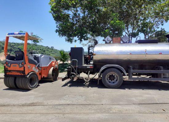 Vias de acesso do Condomínio Moradas do Porto serão recuperadas após solicitação de Gil Gomes