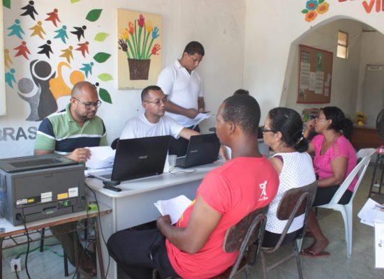 Ações sociais em Castelo Novo beneficiam comunidade