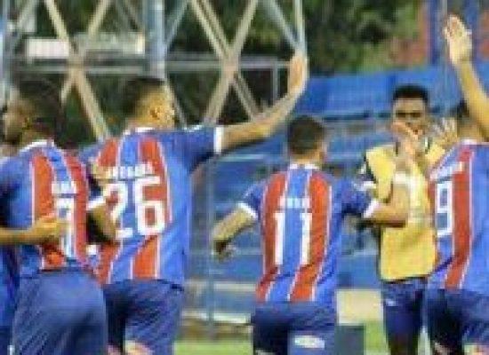 Em sábado de rodada dupla, Bahia vence Confiança e empata com Doce Mel