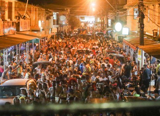 Carnaval do povo: folia tomou conta das ruas de Ilhéus neste final de semana