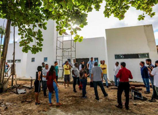 Comunidade de Olivença receberá novo posto de saúde