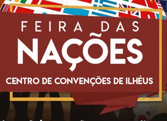 Feira das Nações tem início nesta sexta (21) com programação missionária em Ilhéus
