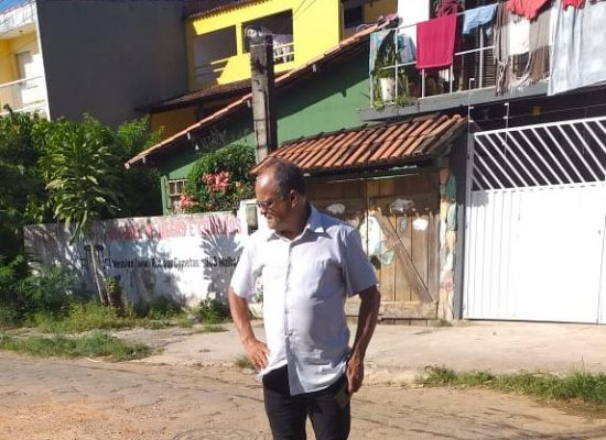 Gabinete Itinerante do vereador Ivo Evangelista visita comunidades de Ilhéus