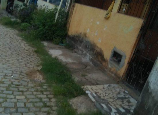 ILHÉUS: Edinei Portugal reivindica melhorias para o bairro do Basílio