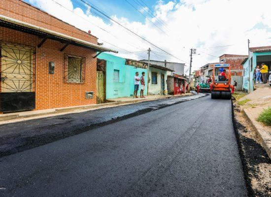 Prefeitura inicia obras de requalificação no Teotônio Vilela