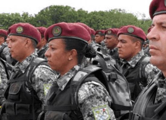 MJ prorroga emprego da Força Nacional na Paraíba