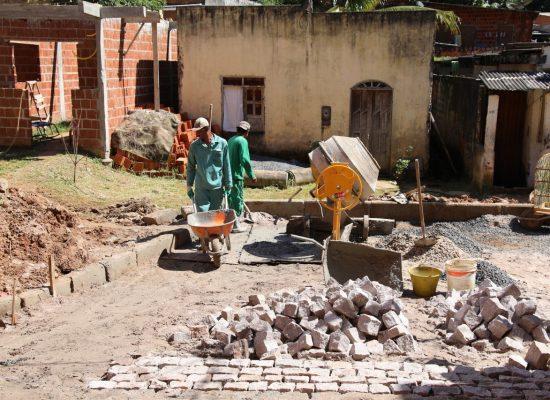 Comunidade do Basílio é beneficiada com obras da Prefeitura de Ilhéus