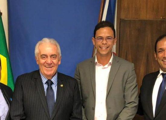 Em Brasília: prefeito Mário Alexandre trabalha na liberação de recursos para Ilhéus