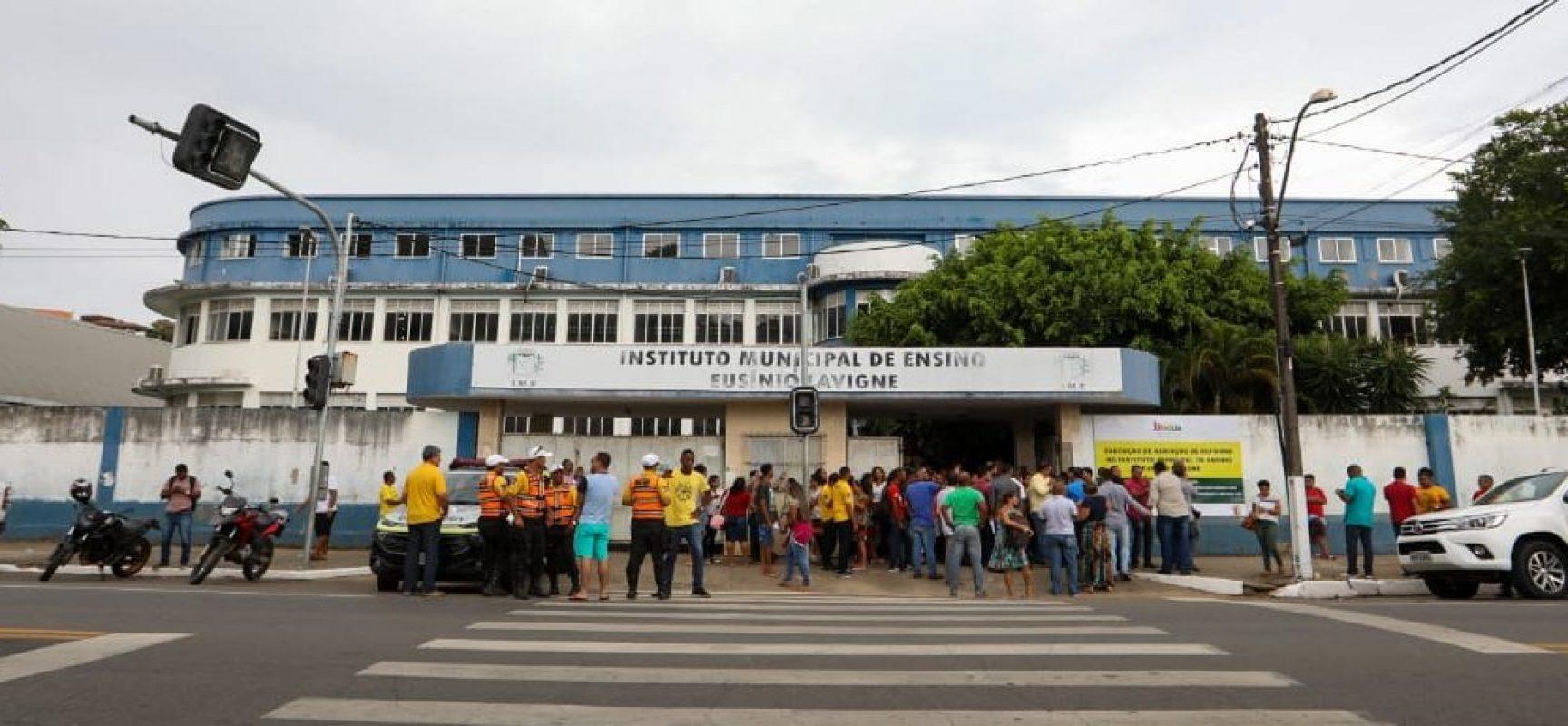 ILHÉUS: Alunos do IME utilizarão espaço da Faculdade Madre Thaís durante reforma