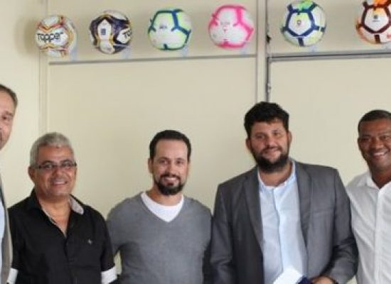 Liga de Eunápolis apresenta novidades e confirma participação no Intermunicipal