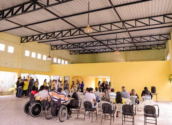 Prefeitura de Ilhéus retoma obras de reforma no CRAS Sul