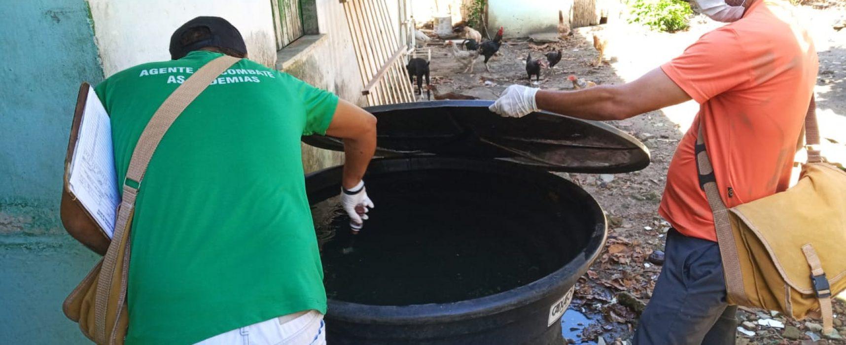 Prefeitura de Itacaré intensifica campanha de combate à dengue nos bairros e distritos