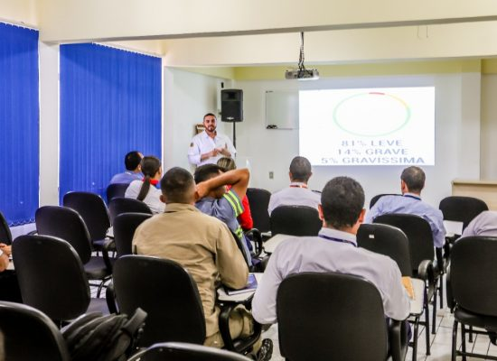 Saúde orienta profissionais sobre medidas de prevenção ao coronavírus em Ilhéus