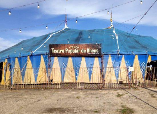 TPI suspende temporariamente a programação da Tenda