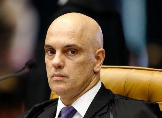 Harmonia não é apatia entre os Poderes, diz Alexandre de Moraes