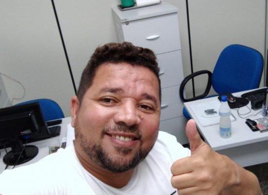 PARABÉNS…Nildo Oliveira fazendo aniversário nesta segunda-feira.