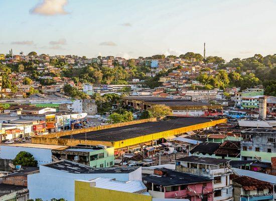 Prefeitura reforça limpeza na Central de Abastecimento do Malhado e outras áreas