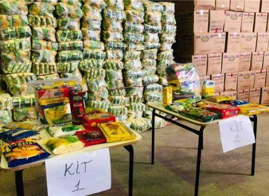 Entrega de kit alimentação segue normalmente, informa Prefeitura de Ilhéus