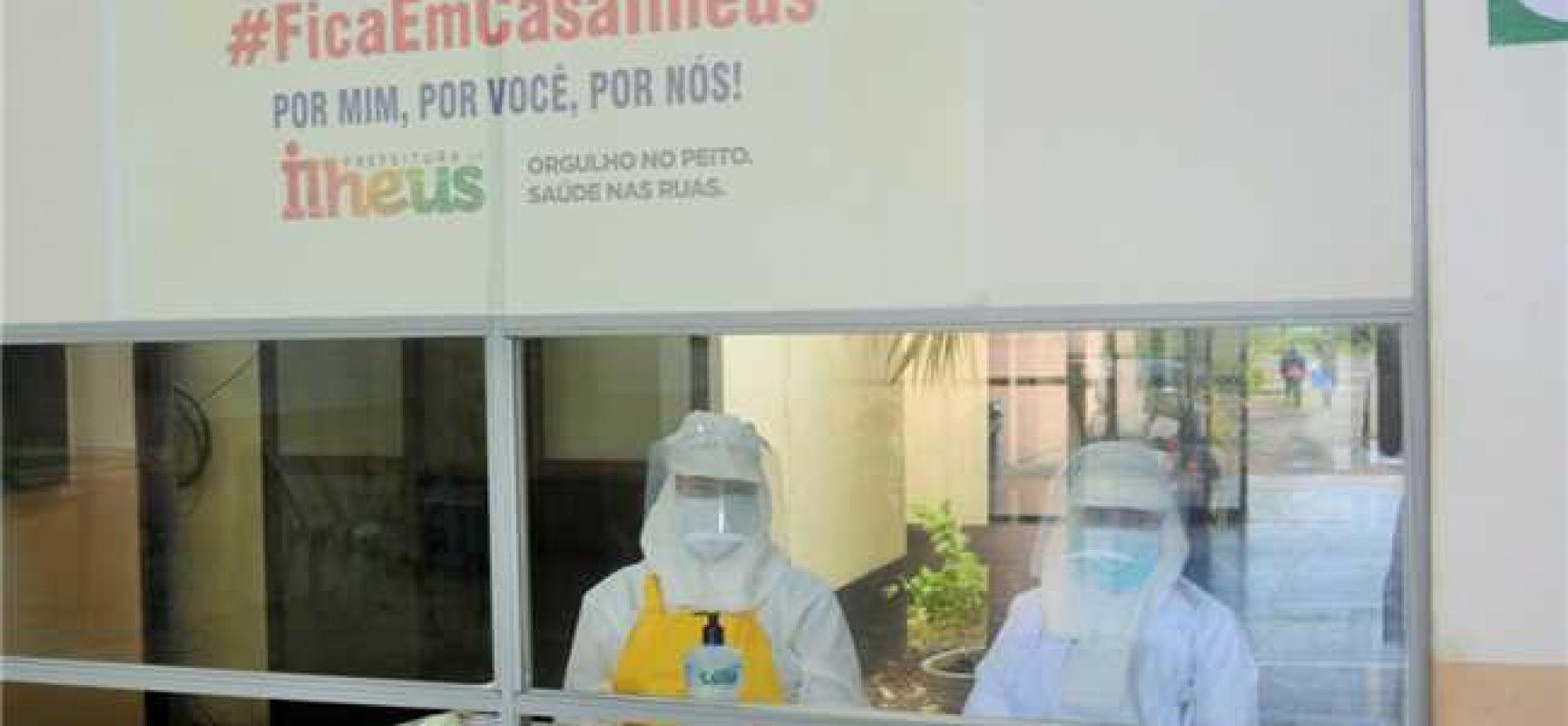 Pacientes com coronavírus ou síndrome gripal devem se dirigir ao Centro Covid-19, informa Prefeitura
