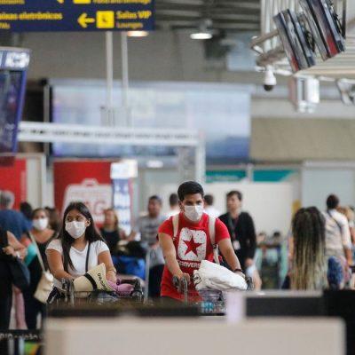 Parte dos brasileiros deportados dos EUA desembarca em Belo Horizonte