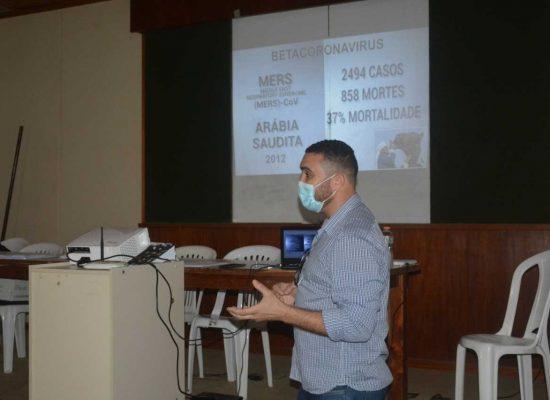 Prefeitura de Ilhéus capacita servidores para ampliar realização de testes rápidos