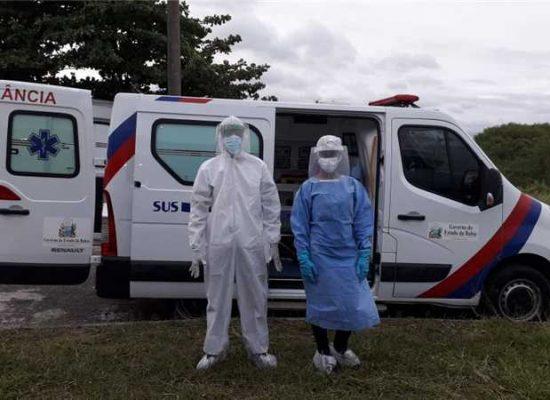 Prefeitura de Ilhéus disponibiliza ambulância social para transportar pacientes com Covid-19