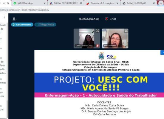 Capacitação online orienta lojistas e trabalhadores no combate ao Covid-19, em Itabuna e Ilhéus