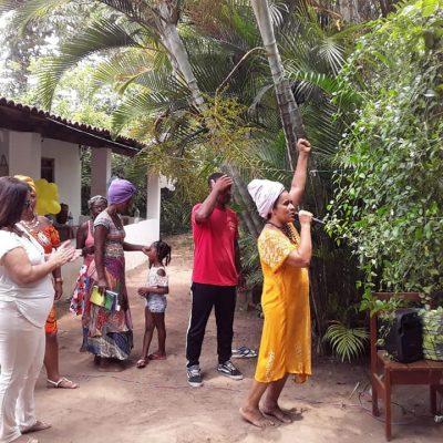 Comunidade quilombola do Quingoma realiza manifestação nesta sexta-feira, 26, às 10h, contra desapropriação